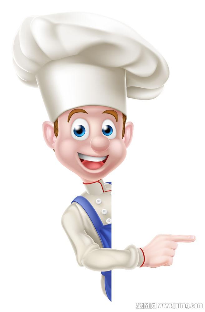 指画板厨师